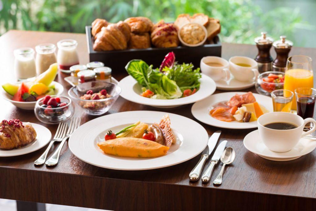 Erleben Sie unser Frühstück zu jeder Tageszeit.