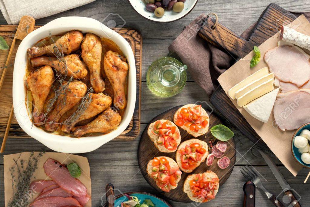 Erleben Sie unsere täglich wechselnden kulinarischen Köstlichkeiten